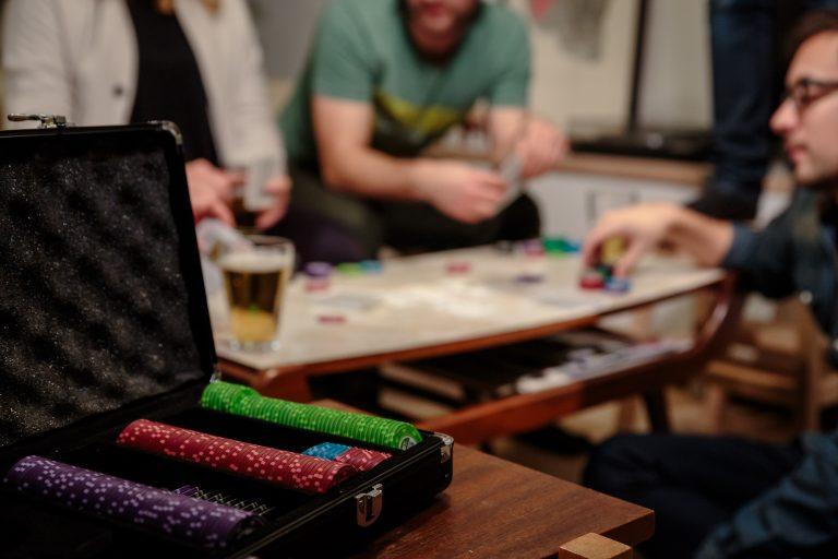 Copag plasztik ( pvc) pókerkártyák