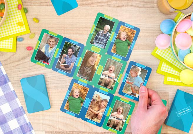 MyCards Személyre szabott kártyajátékok