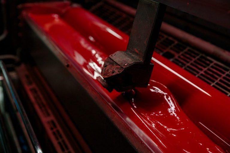 Tinta Piros Nyomtatás